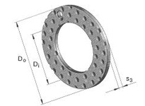 INA PAW26P20 Plain bearing washer