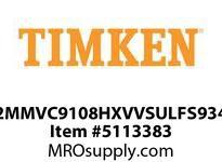 TIMKEN 2MMVC9108HXVVSULFS934 Ball High Speed Super Precision