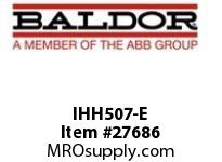BALDOR IHH507-E H2I 600AC 3PH 7.5HP