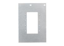HBL_WDK FB10MPMAAP MOUNT PLT 10-G BOX 2G PLATE FOUR MAAP