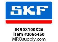 SKF-Bearing IR 90X100X26