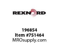 REXNORD 196854 595289 262.S71-8.CPLG STR SD