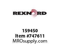 REXNORD 159450 33025 126.DBZ.CPLG STR TD
