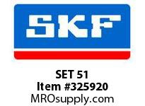 SKF-Bearing SET 51