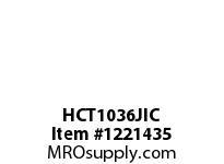 WireGuard HCT1036JIC 10x10x36 JIC OIL TIGHT NEMA TYPE-12