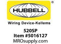 HBL_WDK 520SP PLUG 20A 125V SEL SPEC 5-20P