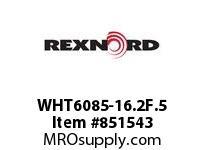 REXNORD WHT6085-16.2F.5 WHT6085-16.2 F.5 T6P N2 WHT6085 16.2 INCH WIDE MATTOP CHAIN