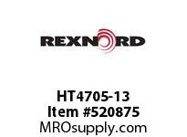 REXNORD HT4705-13 HT4705-13 147116