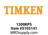 TIMKEN 1200KPS Split CRB Housed Unit Component