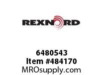 REXNORD 6480543 30-GC6030-02 IDL*A/S 4.75 RISE STL F/S