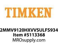 TIMKEN 2MMV9120HXVVSULFS934 Ball High Speed Super Precision