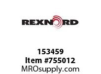 REXNORD 153459 730701120192 70 HCB 3.751 BORE 2SS