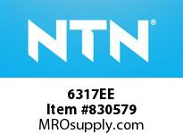 NTN 6317EE Medium Size Ball Bearings