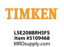 TIMKEN LSE208BRHSFS Split CRB Housed Unit Assembly