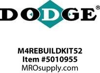 DODGE M4REBUILDKIT52 MTA 4 REBUILD KIT LEVEL 2 52:1 RENEWAL PARTS