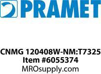 CNMG 120408W-NM:T7325