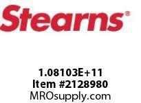 STEARNS 108103202107 BRK-RL TACH MACH 155367