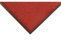 NoTrax 131S0034RB 131 Dante 3X4 Red/Black Dante is made with a densely tufted cut-pile Decalon construction that is a step above the look-alikes and provides much greater moisture retention. 24 ounces of tufted yarn per square yard make it