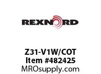 REXNORD 6187449 Z31-V1W/COT H74 PIN W/COTTER