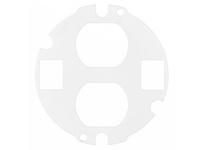 HBL_WDK S1R4SP2X2DUPLEX S1R 4 SUB-PLATE 2 DUPLEX 2 KEYSTONE