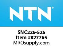 NTN SNC226-526 Cast Housing