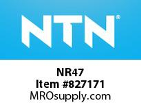 NTN NR47 BRG PARTS(OTHERS)