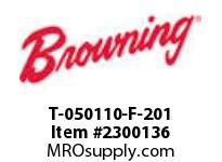 Rollway T-050110-F-201 THRUST TAPERED
