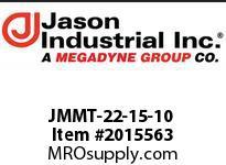 Jason JMMT-22-15-10 24* METRIC