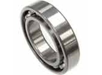 6306 TYPE: OPEN BORE: 30 MILLIMETERS OUTER DIAMETER: 72 MILLIMETERS