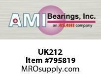 AMI UK212 NORMAL DUTY ADAPTER BEARING