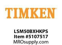 TIMKEN LSM50BXHKPS Split CRB Housed Unit Assembly