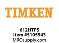 TIMKEN 612HTPS Split CRB Housed Unit Component