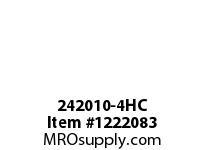 WireGuard 242010-4HC 24x20x10 NEMA TYPE 4
