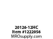 WireGuard 20126-12HC 20x12x6 NEMA TYPE 12