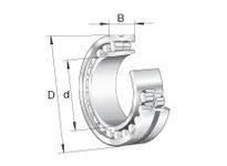 FAG NNU4934SK.M.SP SUPER PRECISION CYLINDRICAL ROLLER