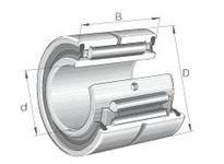 INA NA49022RS Precision needle bearing