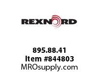 REXNORD 895.88.41 SS1000-18T 1-1/2 KW