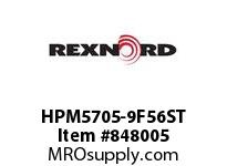 REXNORD HPM5705-9F56ST HPM5705-9 1F60 T5P&6 STAG CONTACT PLANT FOR ACCURATE DESCRIPT