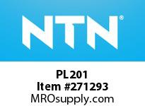 NTN PL201 CAST HOUSINGS