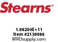 STEARNS 108204202100 BR-VERT BELOWHTRPILOT B 8002339
