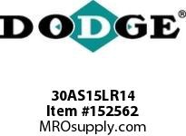 DODGE 30AS15LR14 TIGEAR-2 ULTRA KLEEN REDUCER