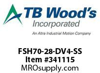 FSH70-28-DV4-SS