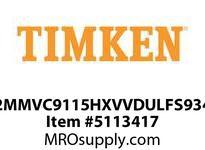 TIMKEN 2MMVC9115HXVVDULFS934 Ball High Speed Super Precision