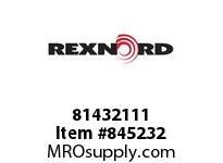 REXNORD 81432111 HP5705-3.25MTWPT E2-5/32D