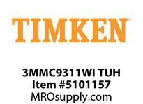 TIMKEN 3MMC9311WI TUH Ball P4S Super Precision