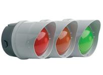 Pfannenberg 21352634000 P 350 TLA 12/24V DC AM LED Traffic Light Continuous 10 to 30 VDC LED Continuous light