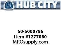 HubCity 50-5000796 2212 5.989/1 STD H & S 56C