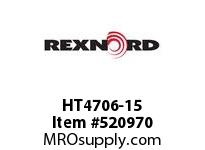REXNORD HT4706-15 HT4706-15 148303