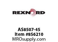 REXNORD AS8507-45 AS8507-45 AS8507 45 INCH WIDE MATTOP CHAIN WI