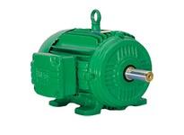 WEG 00589EP3QCT215V2-F1 5/1.25HP 1800/900 3 60 460V Cooling-TWR